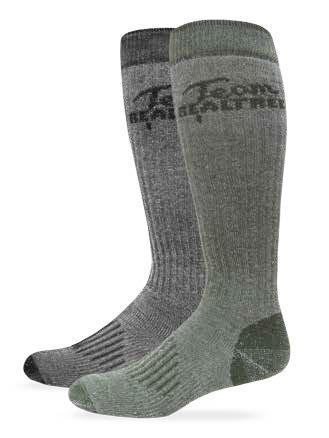 2/9676: All Season Tall Boot Sock