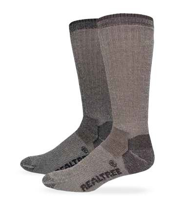 2/9743: Merino Wool Boot Sock