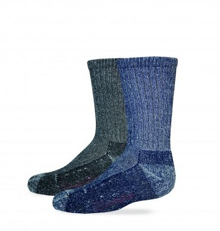 2/165: Youth Cotton Crew Sock