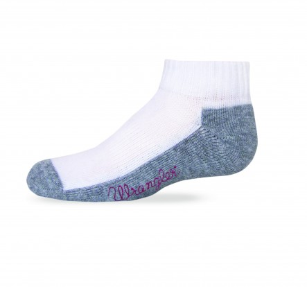 3/163: Youth Cotton Quarter Sock
