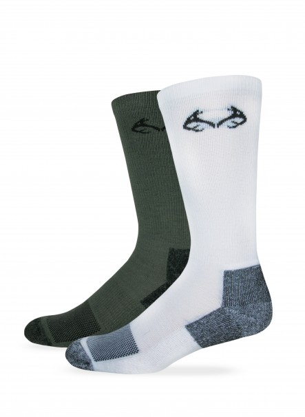 830: Insect Shield Crew Sock