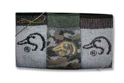 3/174/170 : Men's Wool Blend Gift Box