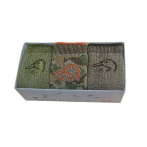 3/170/178: Men's Wool Blend Gift Box