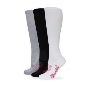 9352: Ladies Western Boot Sock