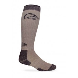 9996: All Season Tall Merino Wool Boot Sock