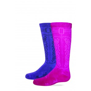 2/229: Cowgirl Boot Sock