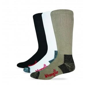 2/297: Cotton Non-Binding Boot Sock