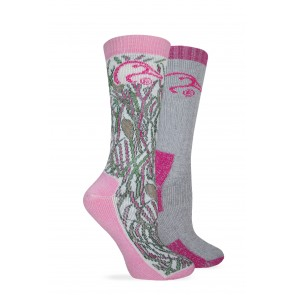 2/452/184: Ladies Wool Blend Boot Sock
