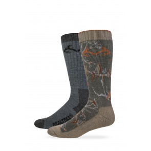 2/772/822: Men's Camo Wool Blend