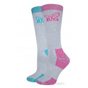 2/799: Ladies Boot Sock