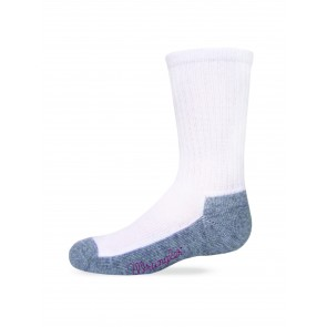 2/180: Youth Cotton Crew Sock