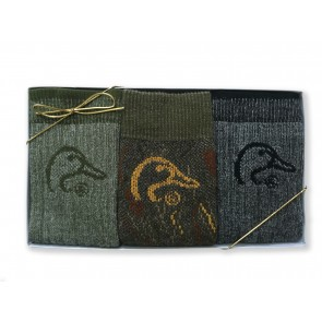 3/374/178: Men's Wool Blend Gift Box
